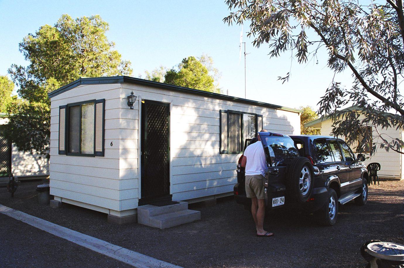 Flinders Ranges Hawker Caravan Park