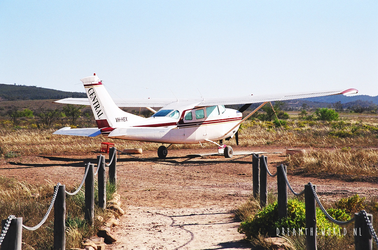 5x doen Flinders Ranges Zuid Australië