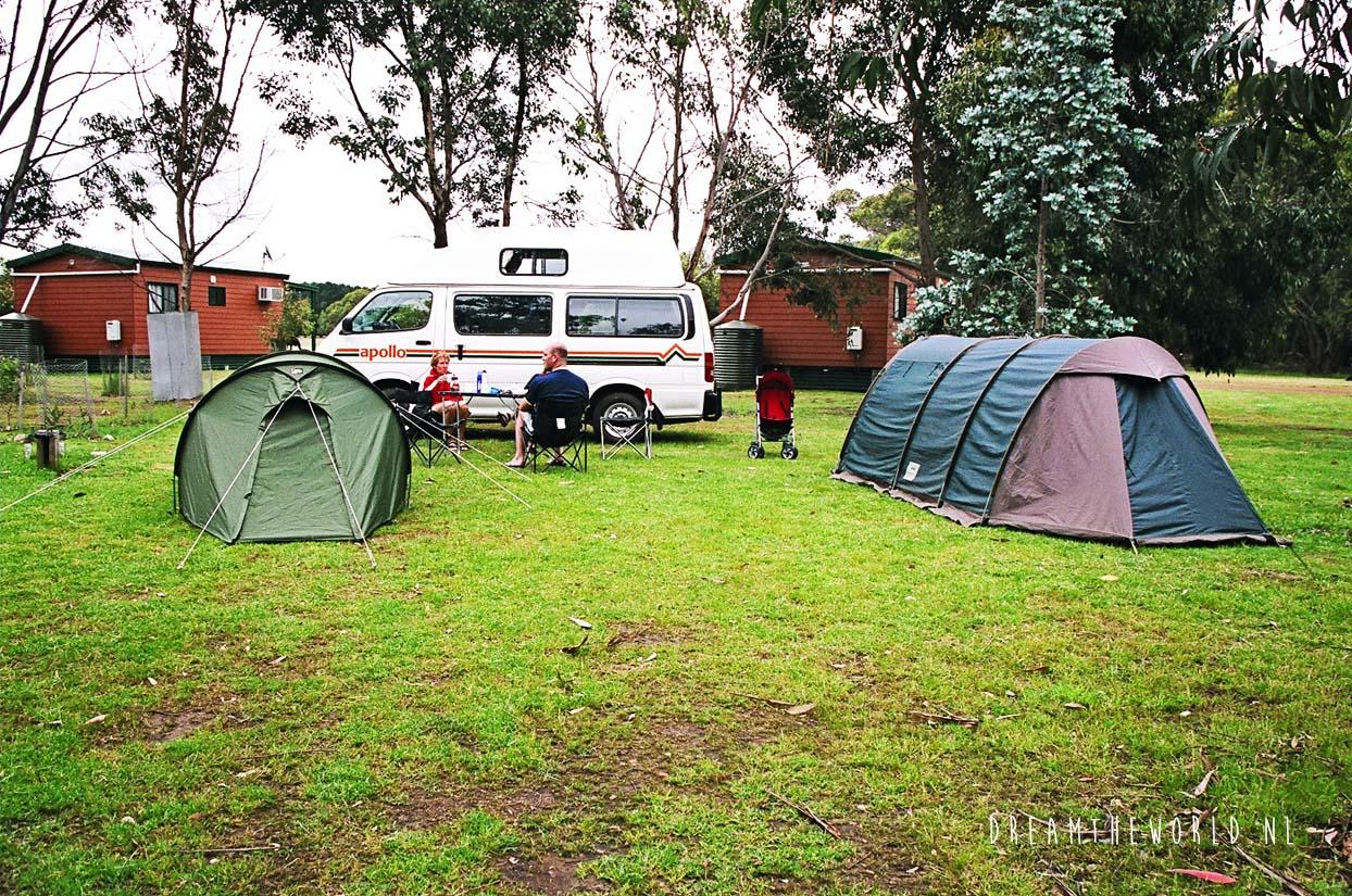 Alles over kamperen in Australië