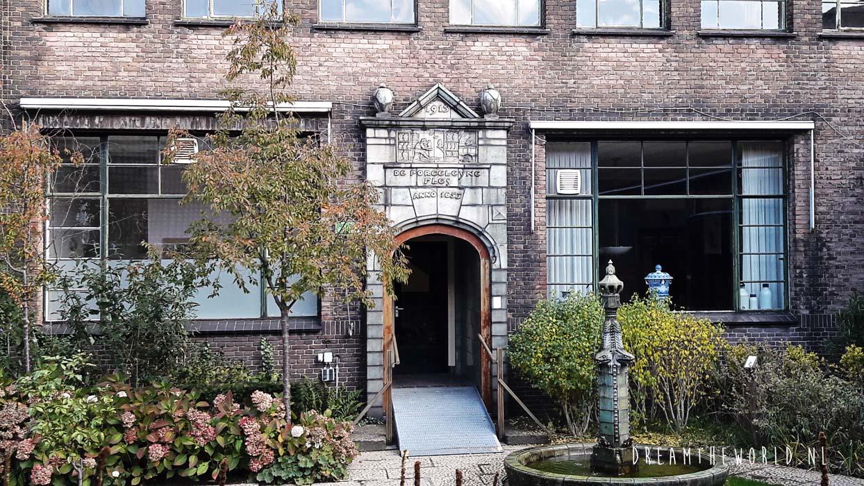 Hollands Glorie: Delftsbauw aardewerk en De Porceleyne Fles