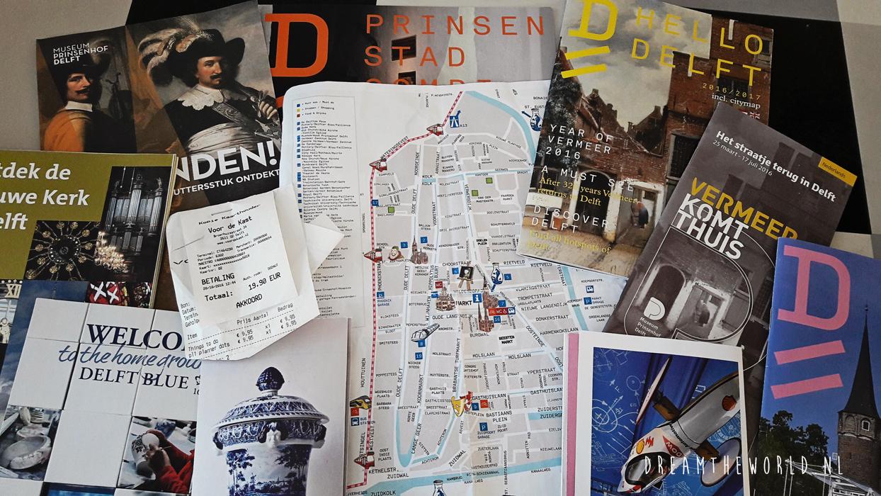 Weekendje Delft