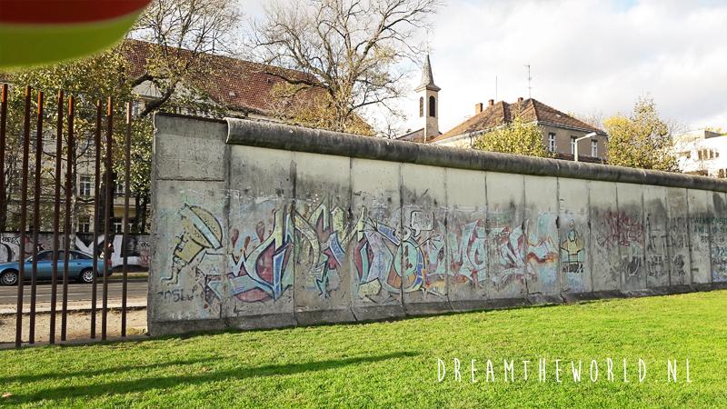Muur in Berlijn