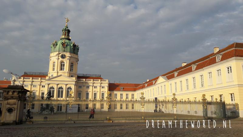 Schloss Charlottenburg Berlijn