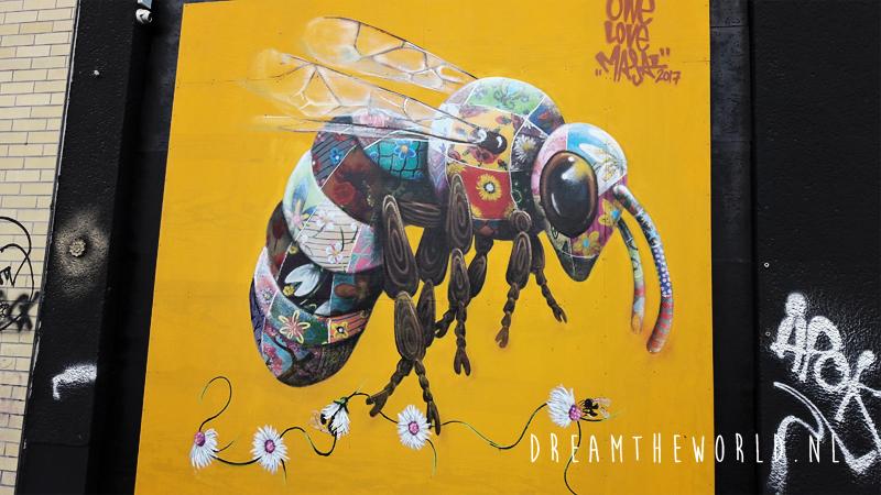 Streetart Berlijn