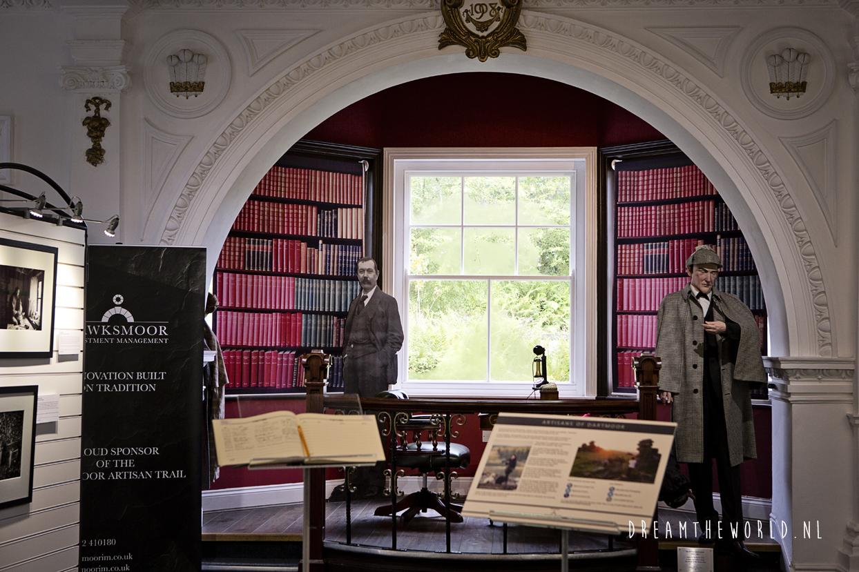 Dartmoor National Park Sherlock Holmes