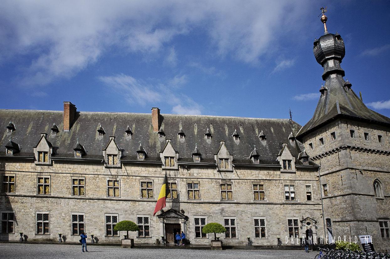 Kasteel Chimay Wallonië