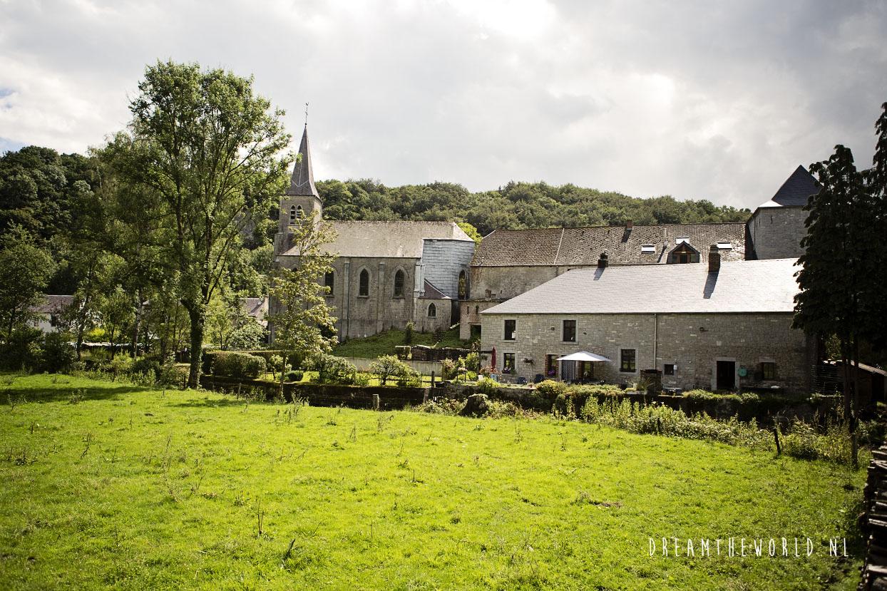 Lompret een van de mooiste dorpen van Wallonië