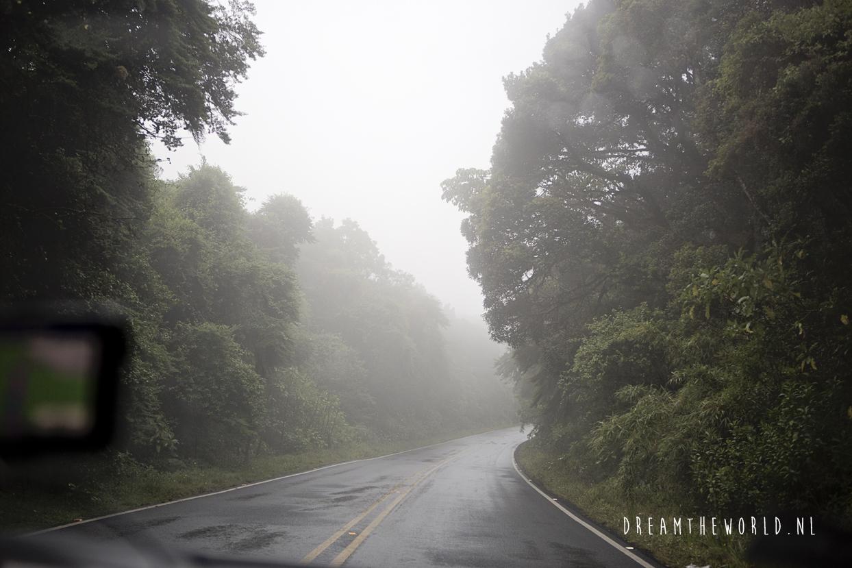 San Gerado de Dota de bergbestemming van Costa Rica