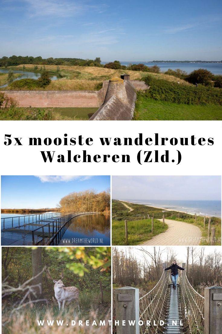 de 5 mooiste wandelroutes op Walcheren