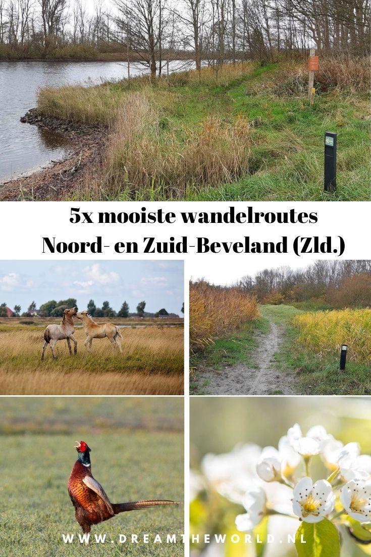 5 mooiste wandelroutes op Noord- en Zuid-Beveland