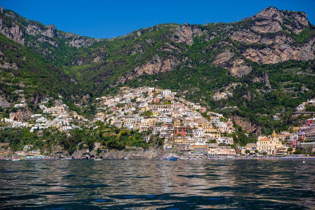7x mooiste plaatsen Italië Amalfikust