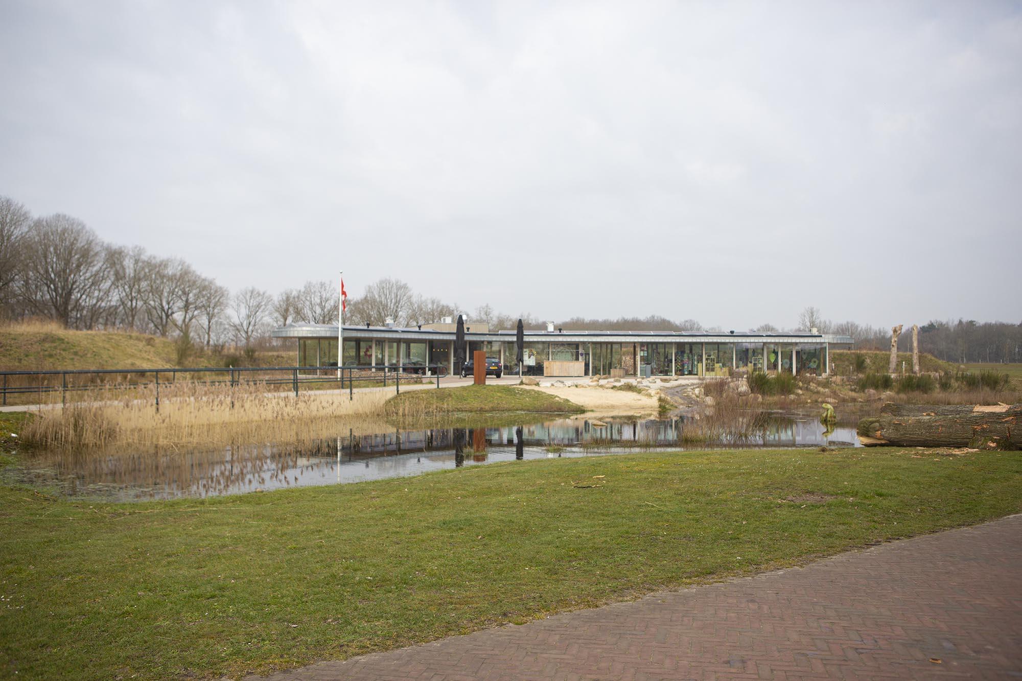Wandelen Holtingerveld bezoekerscentrum