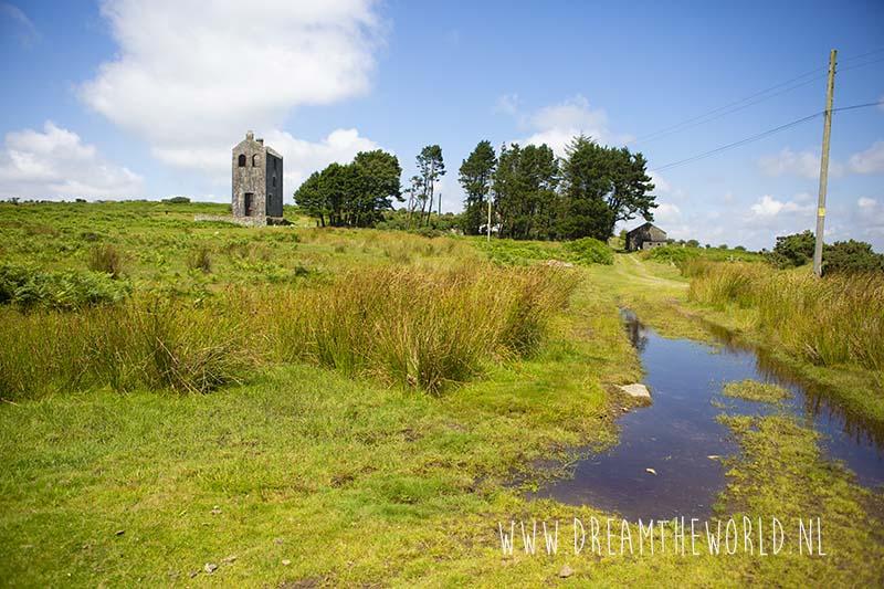 Bodmin Moor Engeland