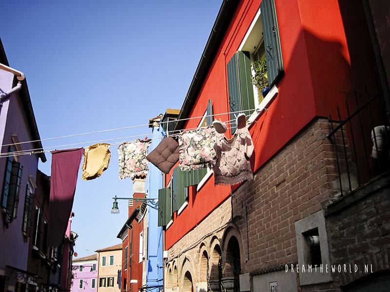 Venetië: de eilanden Murano en Burano
