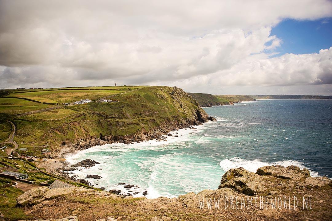 Cape Cornwall Penwith Zuid-Engeland