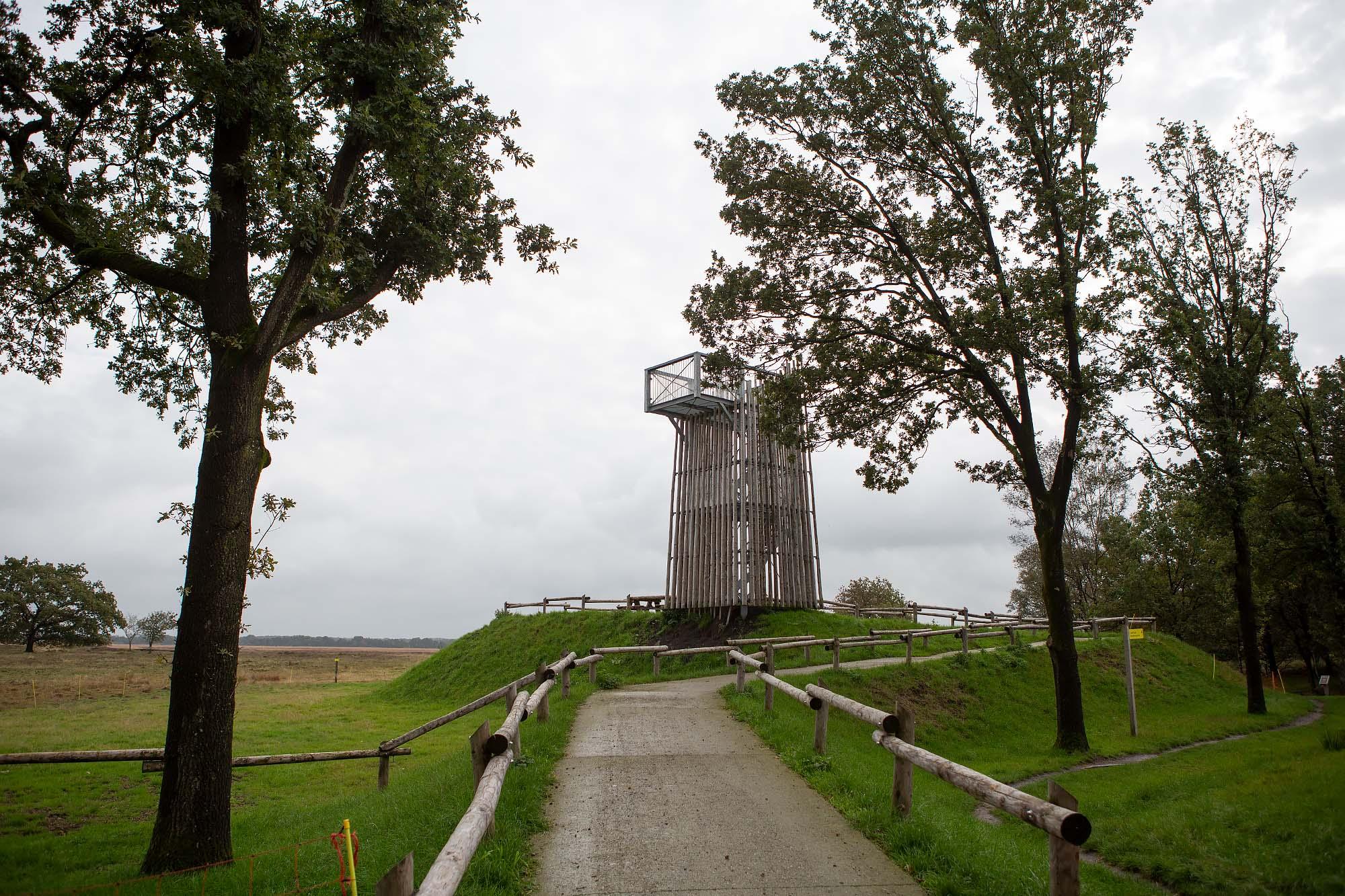 Uitkijktoren Dwingelderveld Ruinen