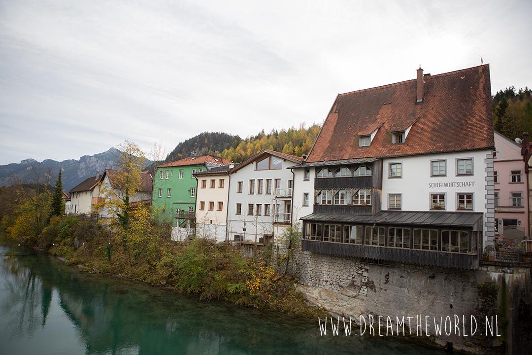 Wandelen Füssen Duitsland