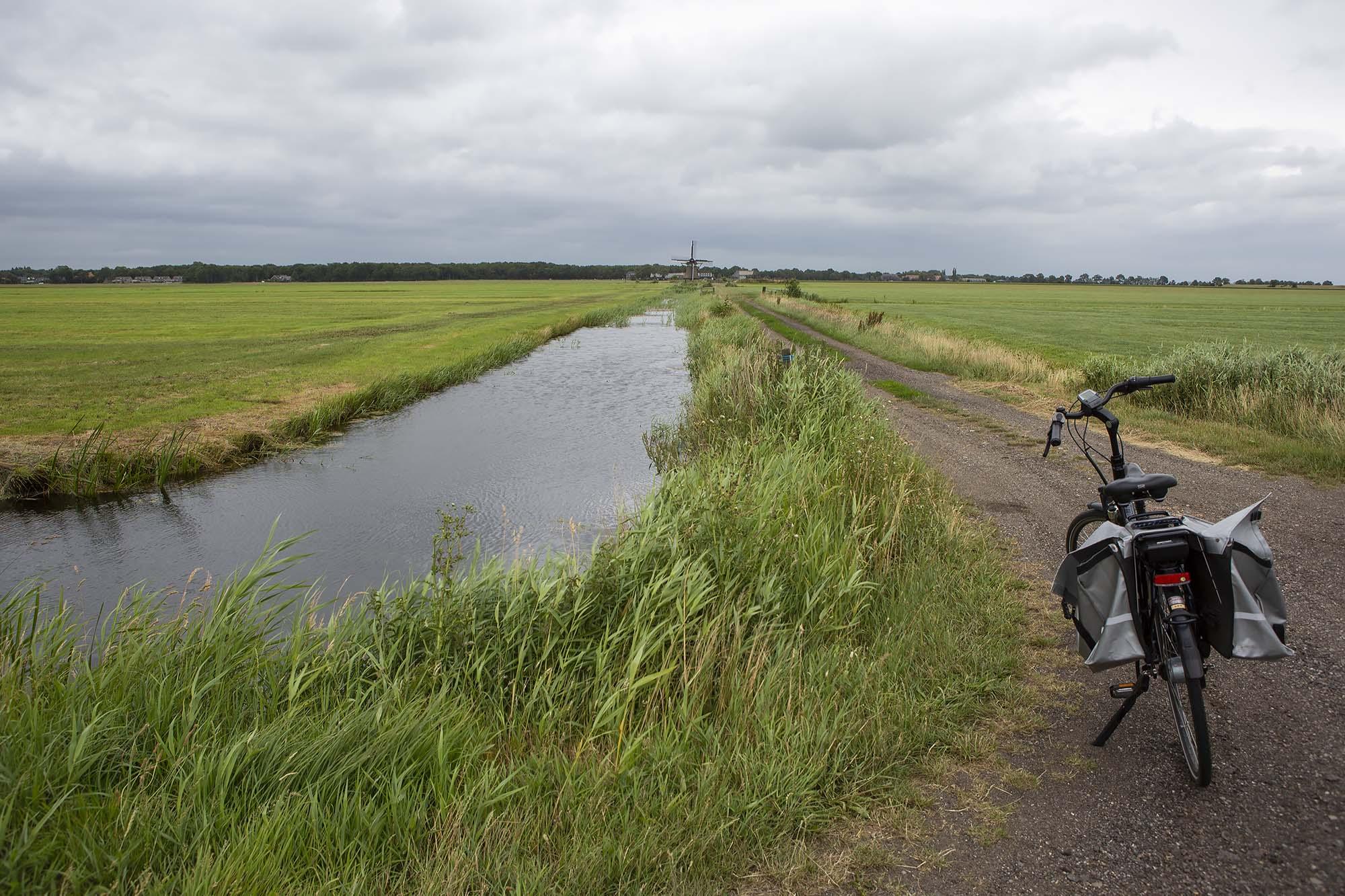 Actieve vakantie in Zuidwest Friesland op de fiets