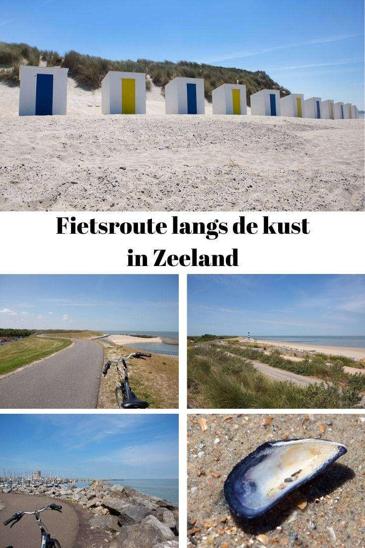 Fietsen langs de kust in west Zeeuws-Vlaanderen Pinterest