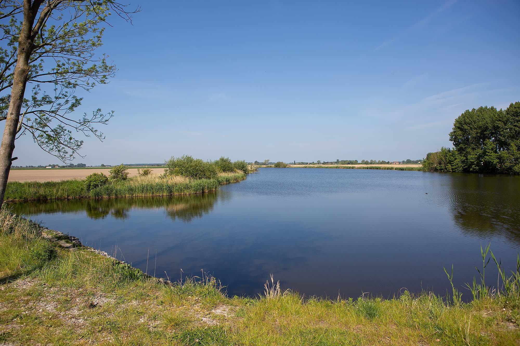 Fietsen kust west Zeeuws-Vlaanderen