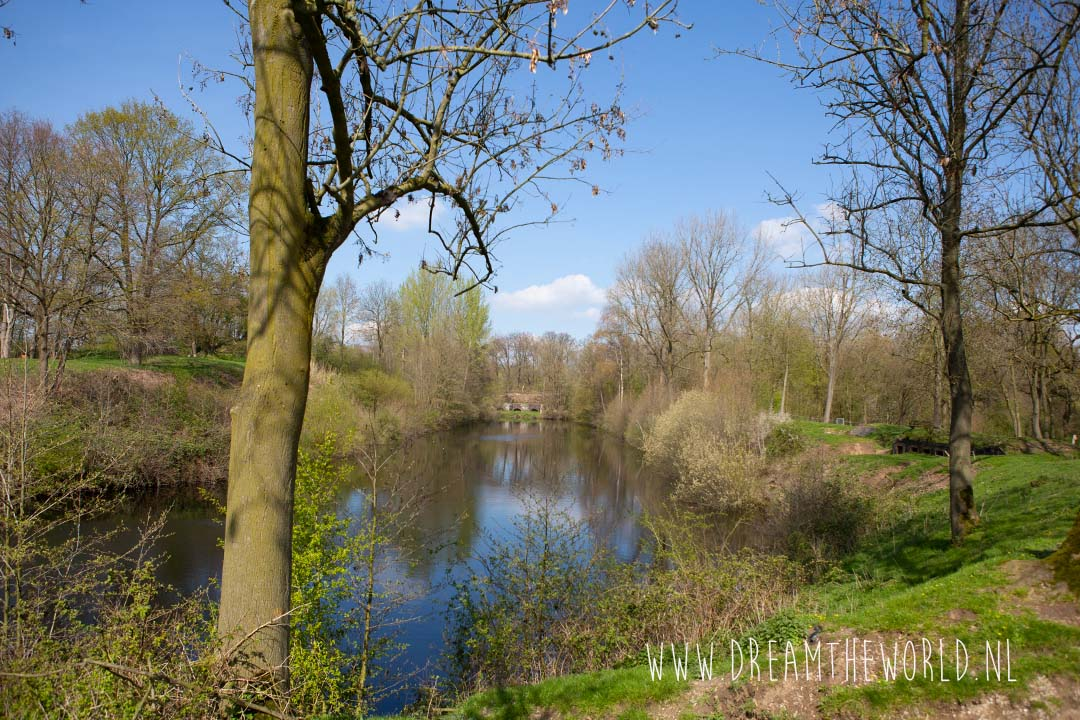 Fietsen Nieuwe Hollandse Waterlinie Utrecht