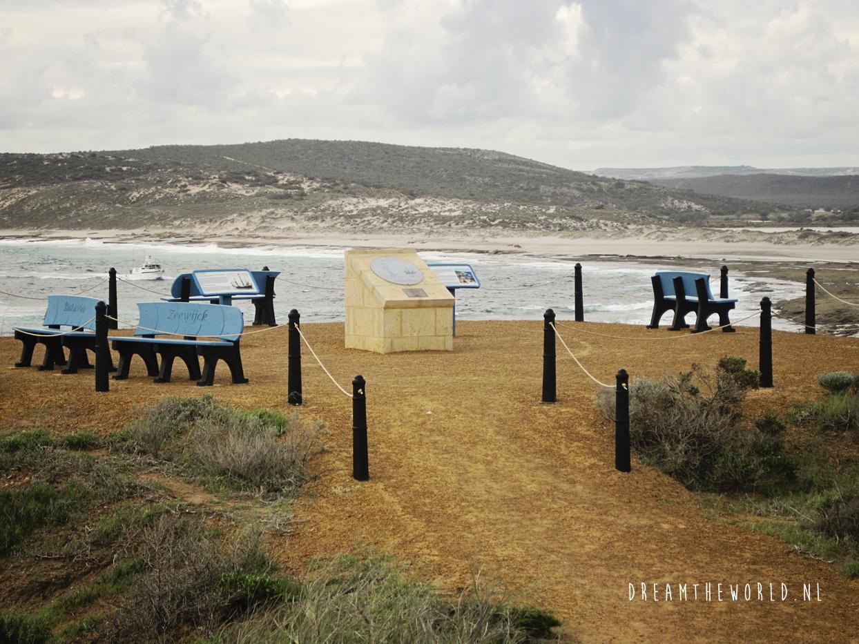 Zuytdorp Memorial Kalbarri Coast