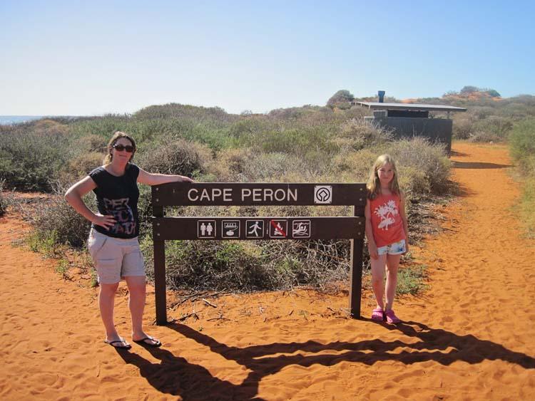 François Peron Nationale Park West Australië