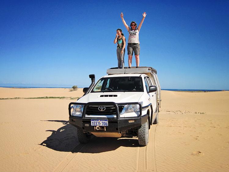 Onze tips voor 4WD routes West Australië