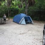 Camping Fort de Soto