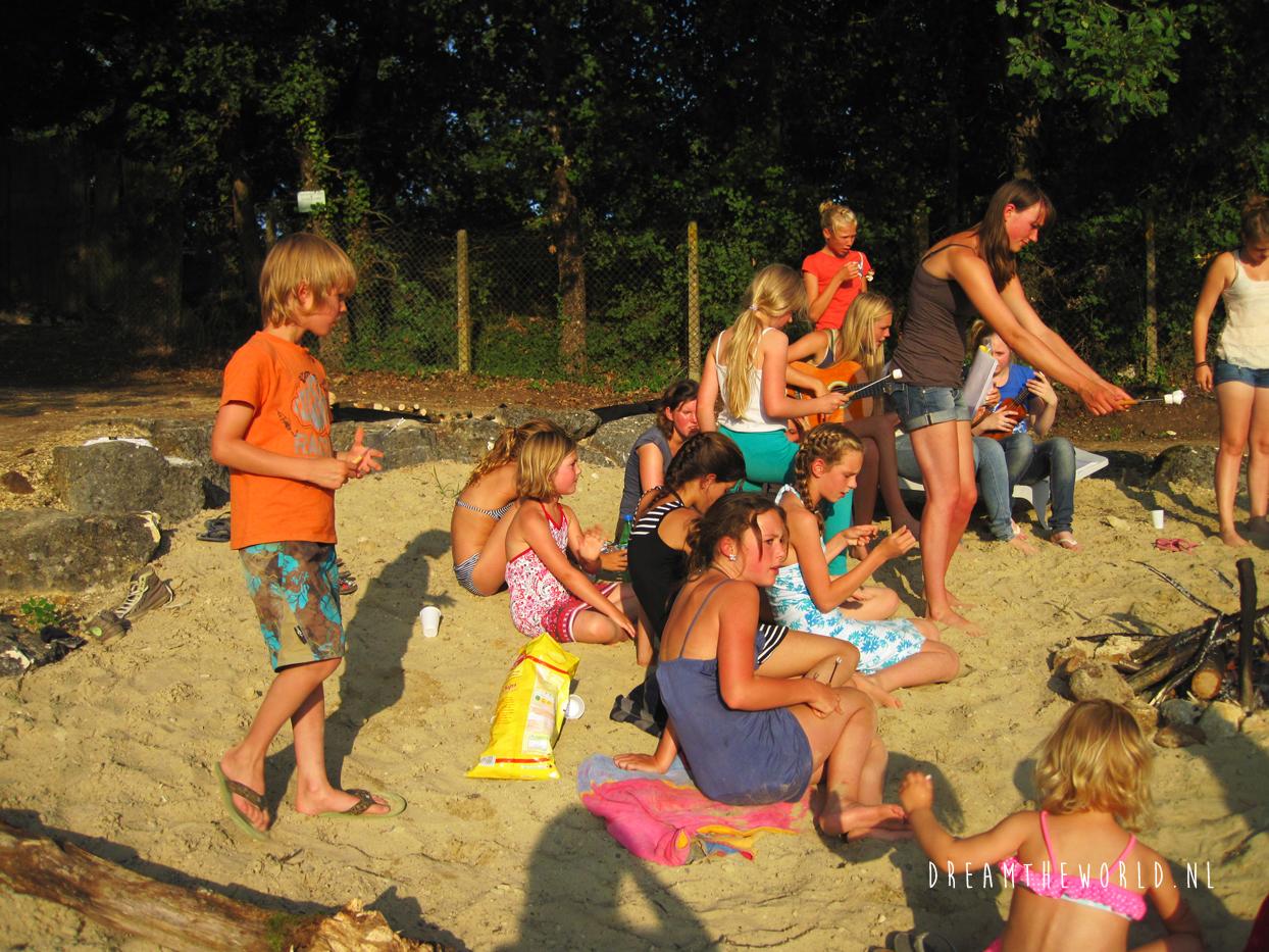 Camping Lac de Veronne