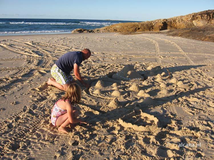 Australie Oostkust 2009 Stradbroke island