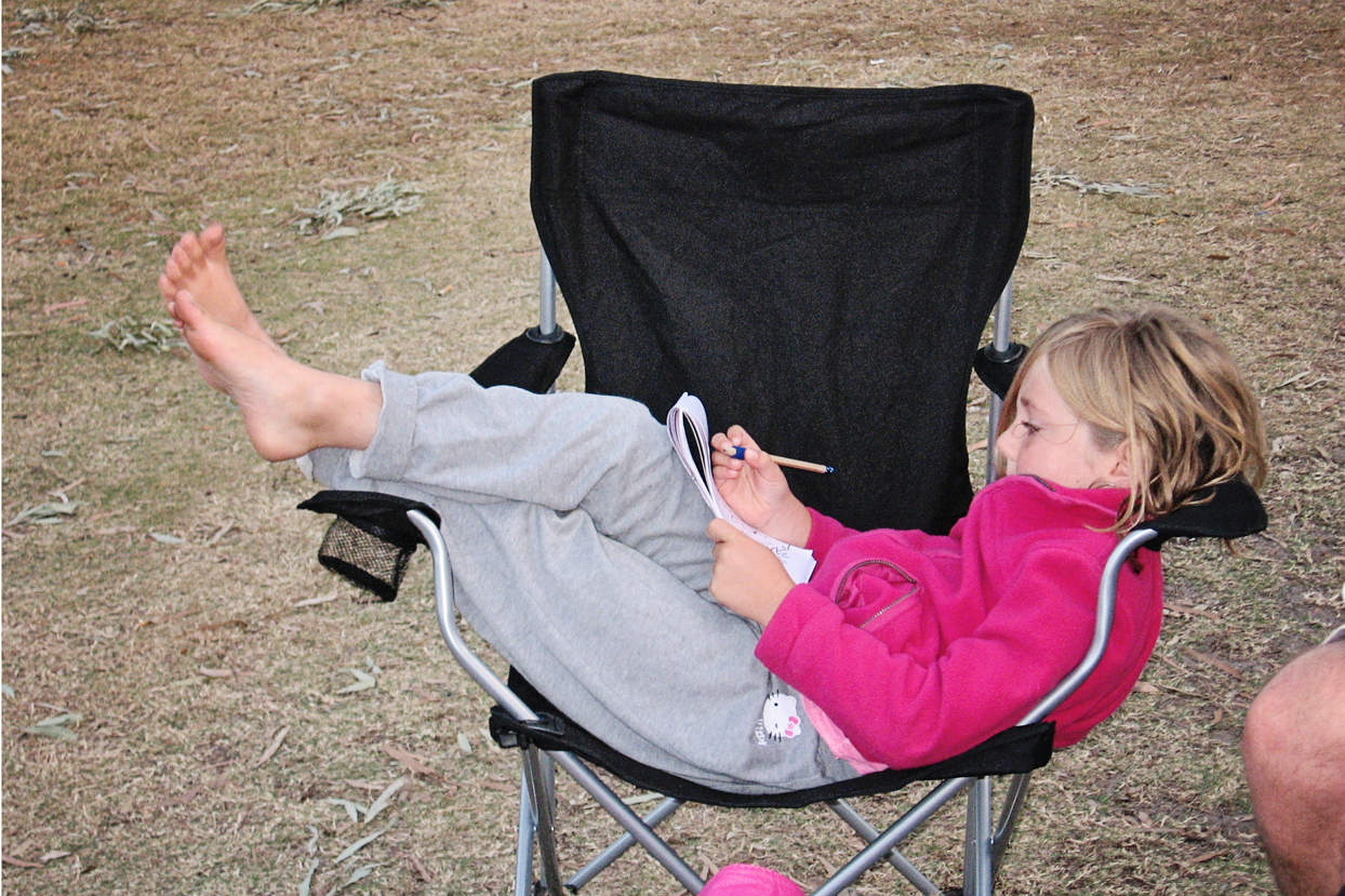 camping Australië