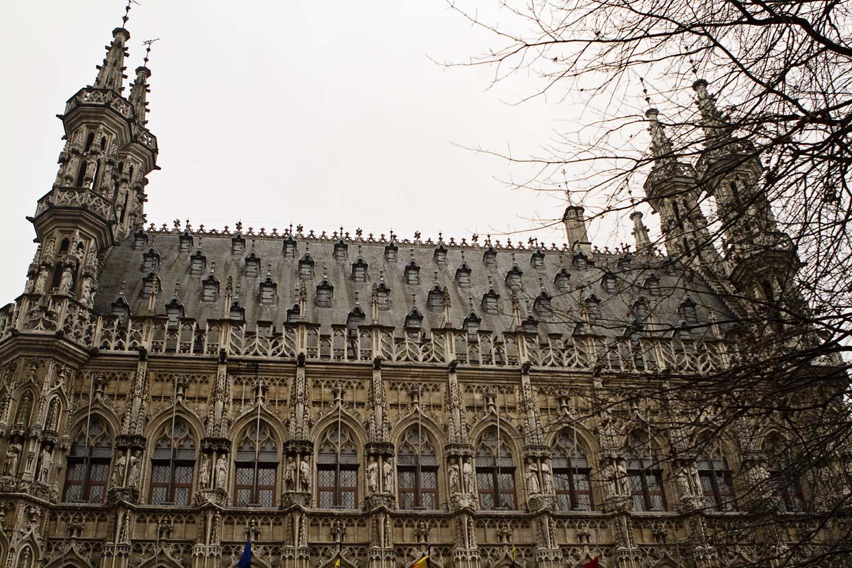 Leuven Stadhuis