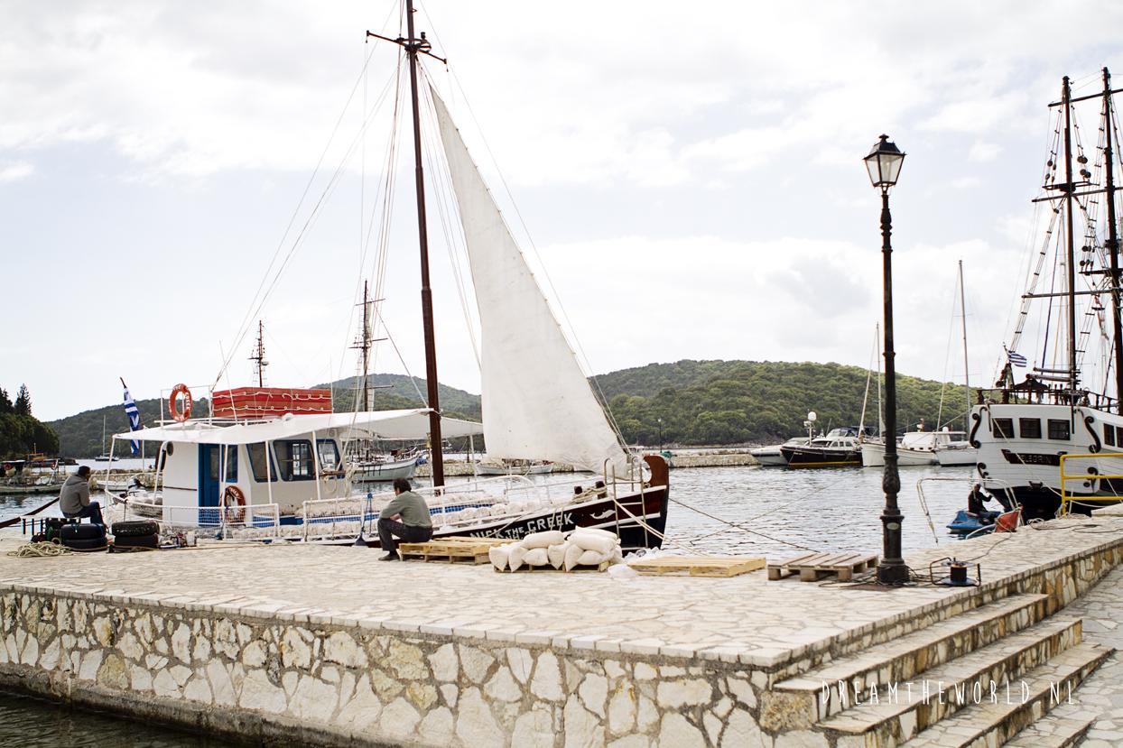 Onverwachte parel in Noord Griekenland Sivota