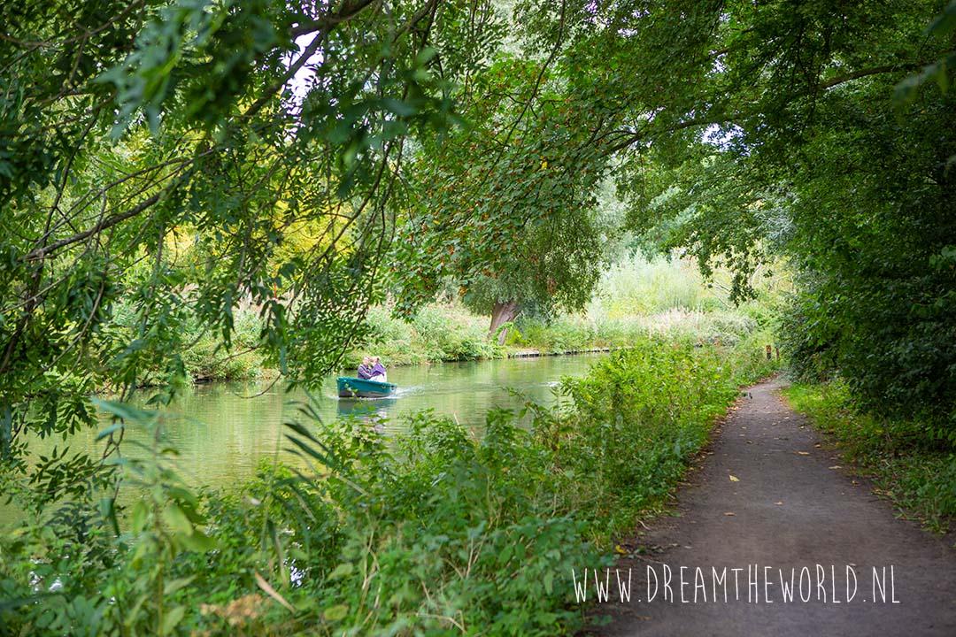 Wandelen langs de Kromme Rijn
