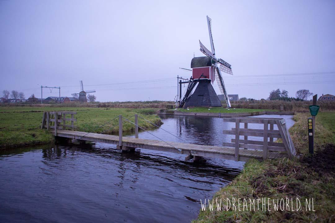 Laarzenpad Lisse Lageveense molen
