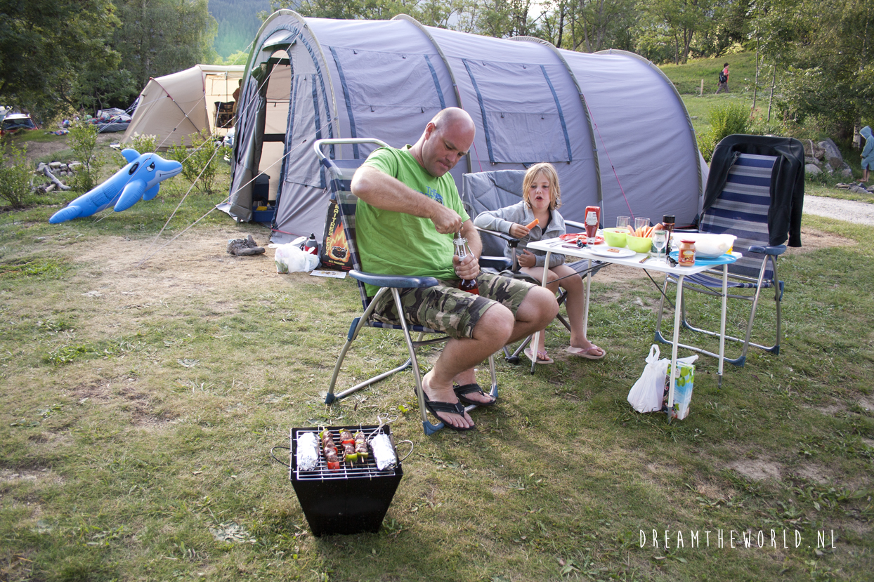 Camping Le Bioley