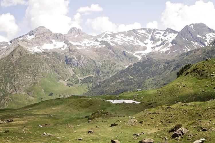Met het treintje naar Lac d'Artouste (Frankrijk)
