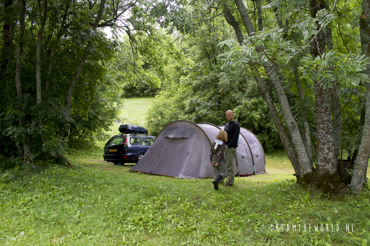 Camping le Gravelotte
