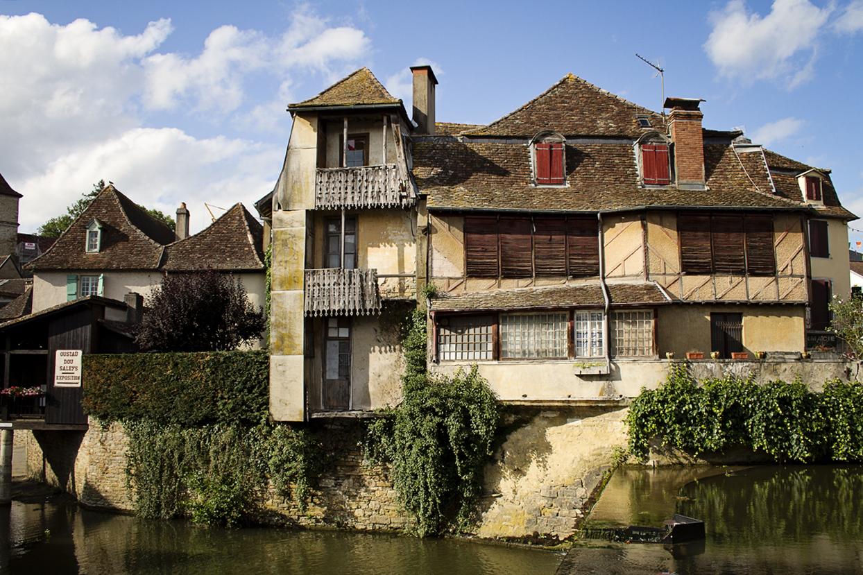 Salies de Béarn Frankrijk