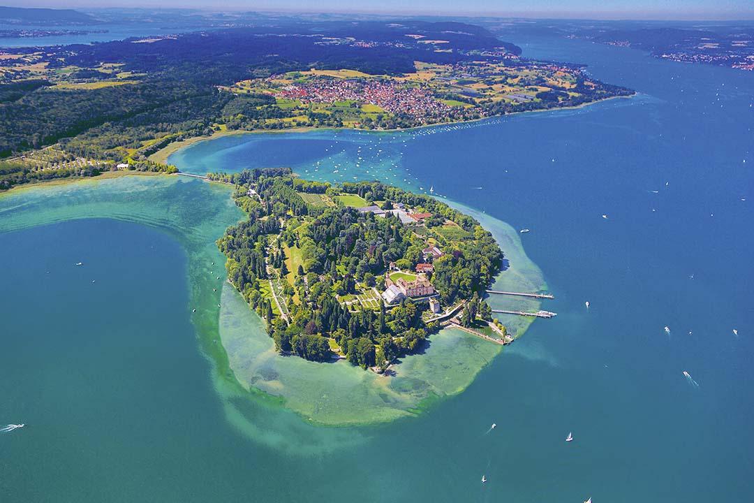 Mainau eiland Duitsland