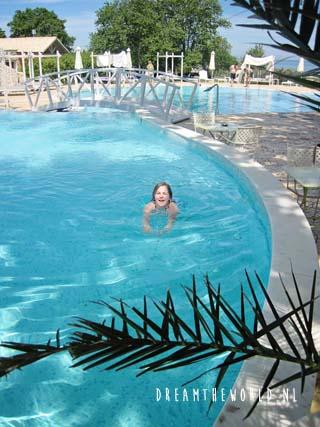 Zwembad Noord Griekenland