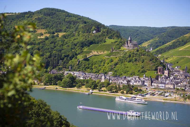 Rheinsteig | 3 dagen wandelen tussen de wijngaarden