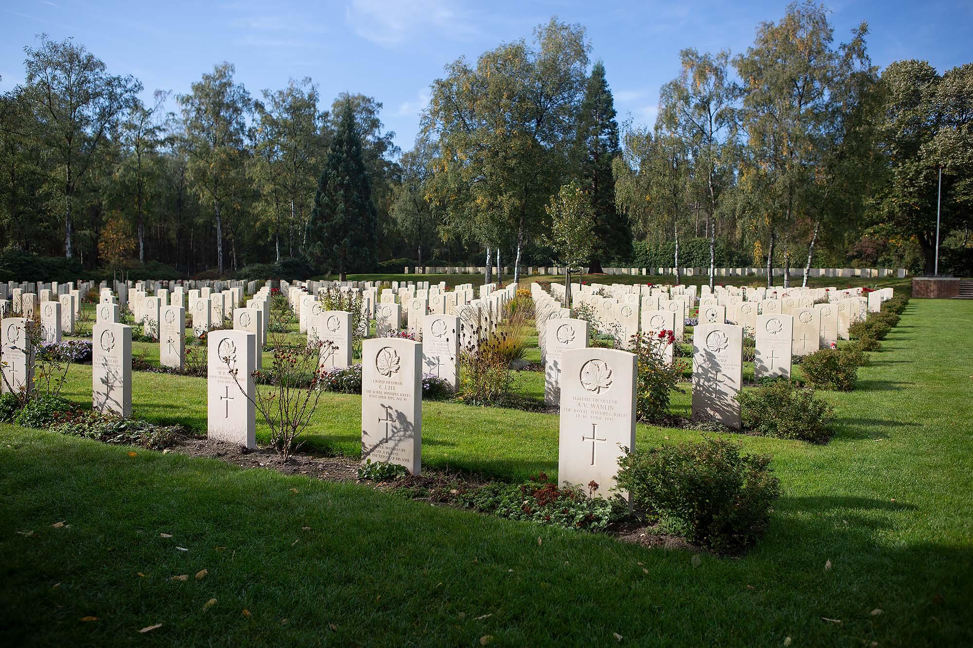Sallandse Heuvelrug begraafplaats