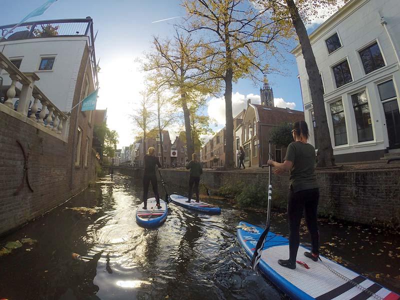 Suppen Amersfoort outdooractiviteit Nederland