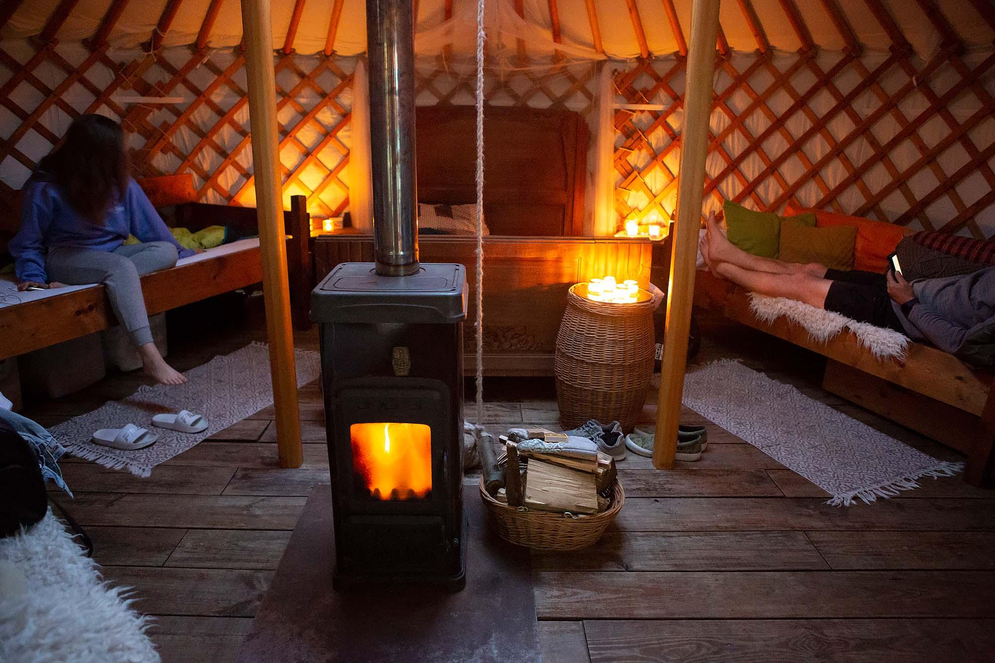 Yurt 't Buitenland