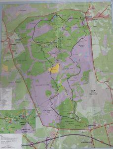 Beste fietsroute Nationaal Park De Hoge Veluwe