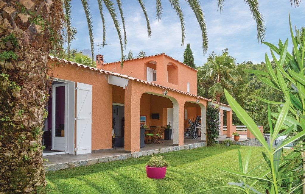 Vakantiewoning Corsica Frankrijk