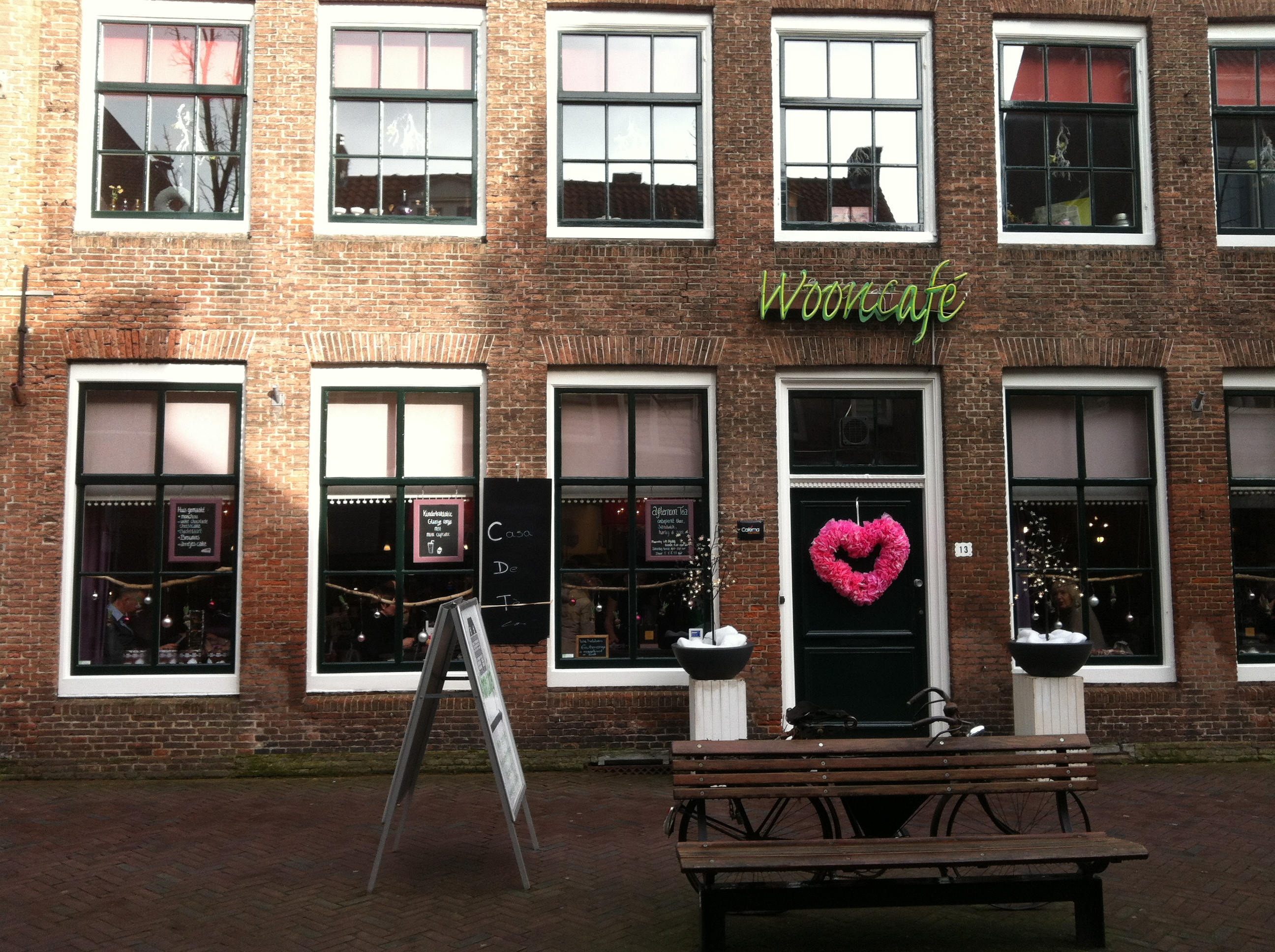 Hotspots lunch en diner in Middelburg