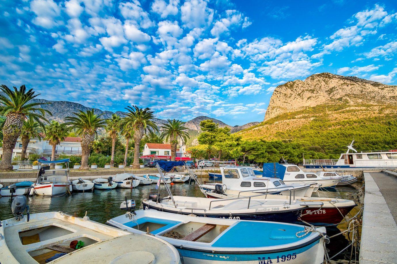 Kroatië zon zee en historie